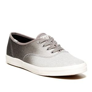 Keds Ombre Glitter Sneakers 6.5